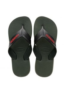 HAVAIANAS DYNAMIC VERDE OLIVE