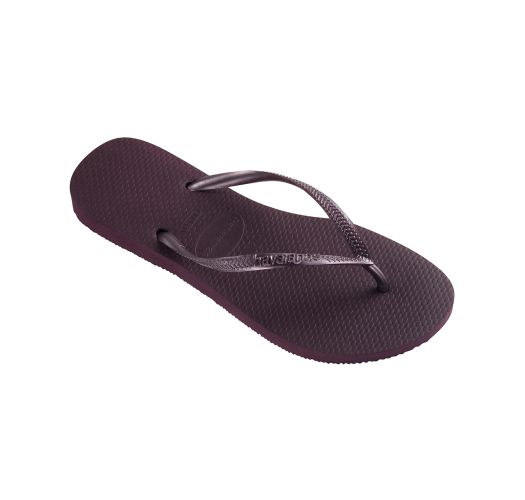 Flip-Flops - Havaianas Slim Aubergine