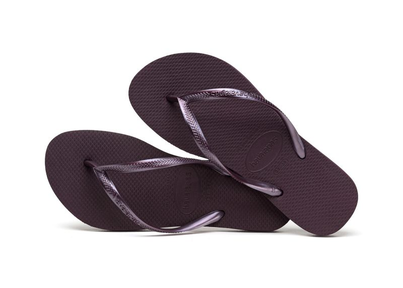 Sandaler - Havaianas Slim Aubergine