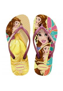 KIDS SLIM PRINCESS LIGHT YELLOW