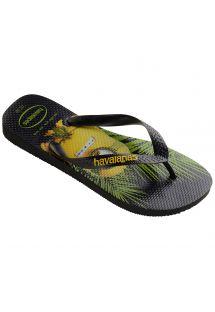 Сандали - Havaianas Minions Black