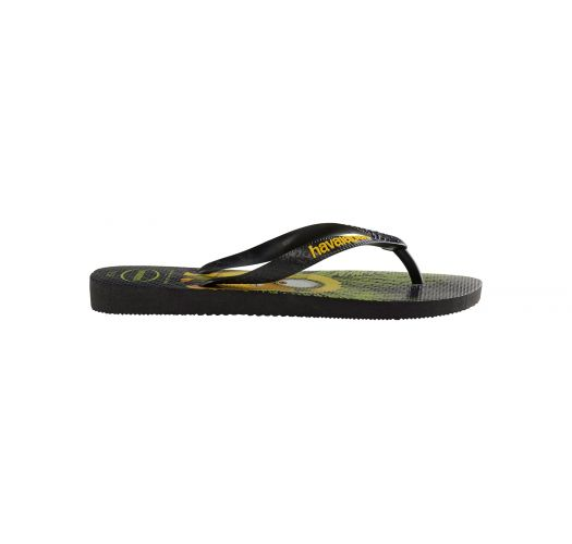 Zabky - Havaianas Minions Black