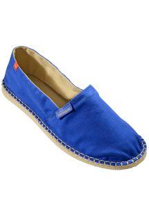 รองเท้าแตะ - Havaianas Origine II Blue Star