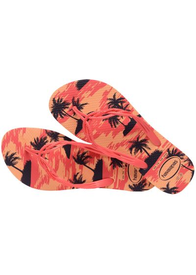 HAVAIANAS FLASH SWEET SUMMER PESSEGO