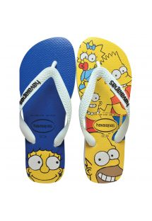 SIMPSONS WHITE