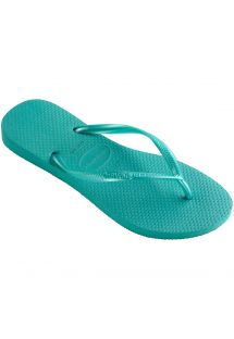 Chanclas - Havaianas Slim Lake Green/Lake Green