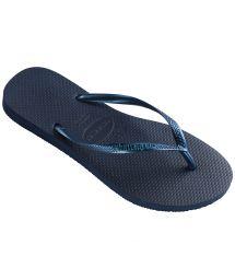 Zehentrenner - Havaianas Slim Navy Blue