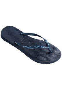 Slippers - Havaianas Slim Navy Blue