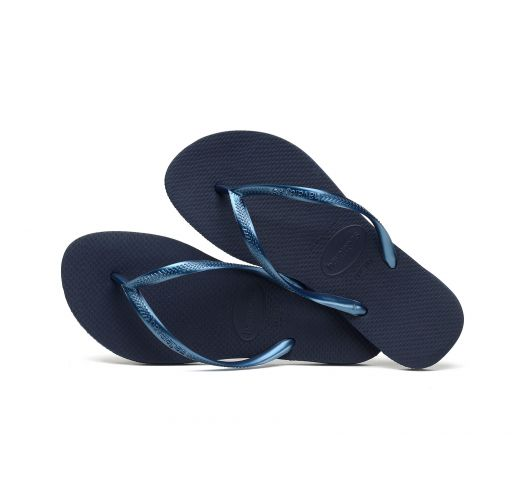 Japanke - Havaianas Slim Navy Blue