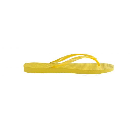 Tong - Havaianas Slim Revival Yellow