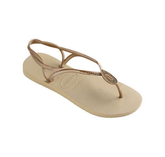 Flip-Flops - Havaianas Luna Special Sand Grey