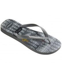 Flip-Flops - Havaianas Star Wars Steel Grey