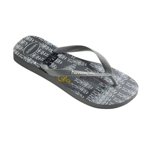 Iešļūcenes - Havaianas Star Wars Steel Grey