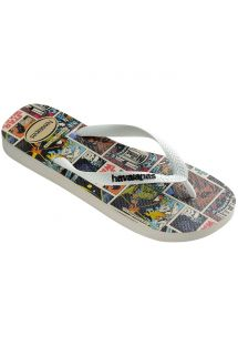 Slippers - Havaianas Star Wars White