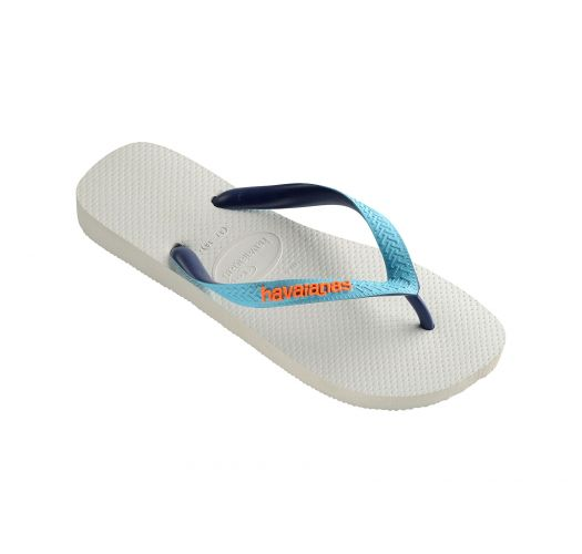 Japanke - Havaianas Top Mix White/Blue/Navy