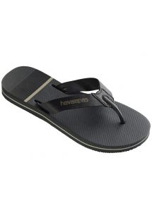 Plätud - Havaianas Urban Craft Dark Grey