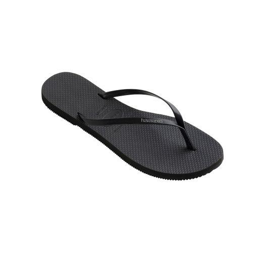 Black Flip Flops - Havaianas You Black