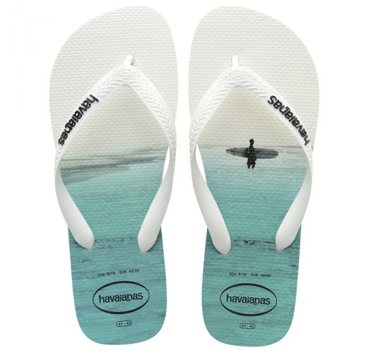 af11bf0a24 Chinelos Hype White-black - Marca   Grife Havaianas