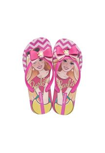Klapki - Ipanema Barbie Love Pink