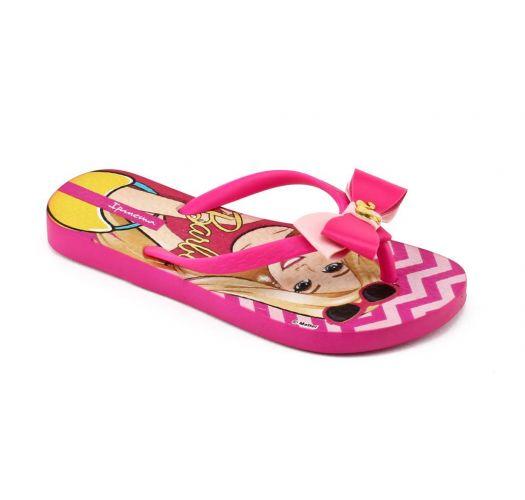 Flip-Flops - Ipanema Barbie Love Pink