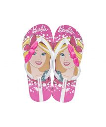 Tong - Ipanema Barbie Style Pink/White
