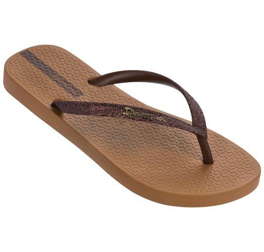 Flip-Flops - Ipanema Lolita III Fem Brown/Bronze