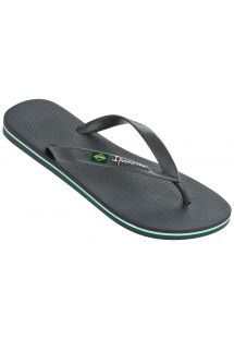 Slippers - IPANEMA CLASSIC BRASIL II DARK GREY