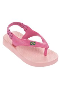 Slippers - Ipanema Classic Brazil Baby Pink