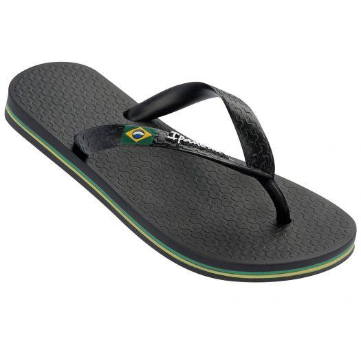 Flip-Flop - Ipanema Classica Brasil II Kids Black