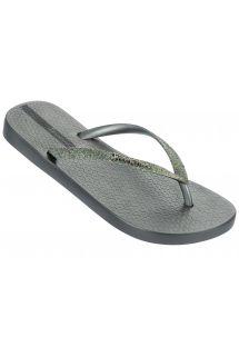 人字拖 Flip flops - Ipanema Lolita III Fem Silver