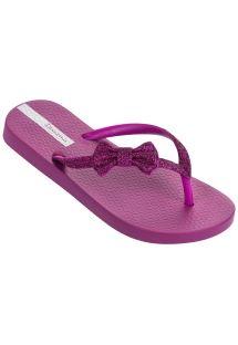 Pink Flip Flops - Ipanema Lolita III Kids Pink