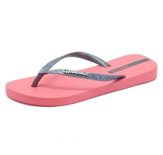 Flip-Flop - Ipanema Lolita III Fem Pink/Silver