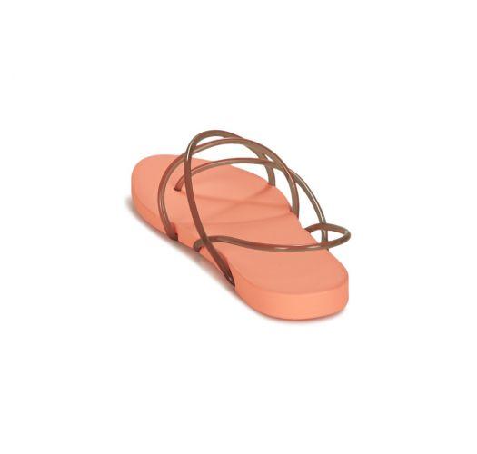 Japanke - Ipanema Philippe Starck Thing G Fem Pink/Smoke
