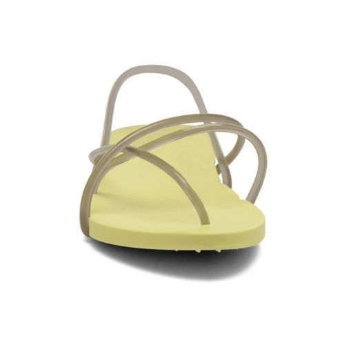 Flip-Flops - Ipanema Philippe Starck Thing G Fem Yellow/Smoke