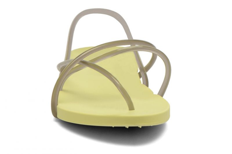 Sandaler - Ipanema Philippe Starck Thing G Fem Yellow/Smoke