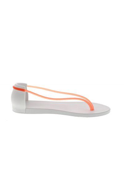 Flip-Flops - Ipanema Philippe Starck Thing N Fem White/Pink