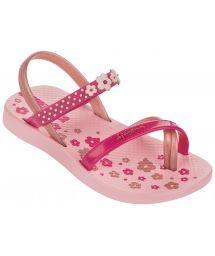 Pink Flip Flops - Ipanema Fashion Sandal III Baby Pink