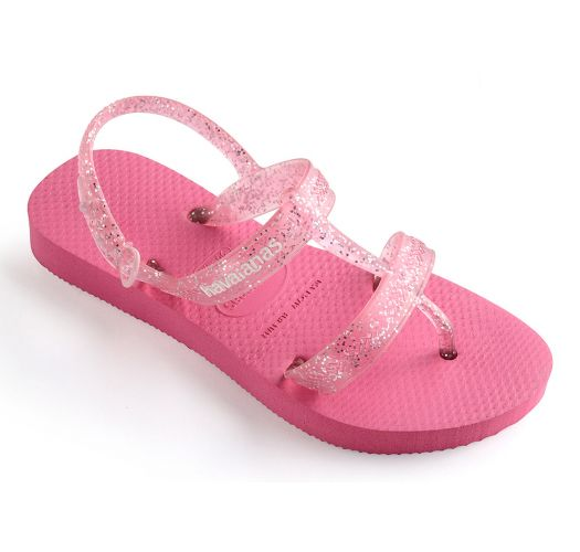 2129cb4cdcf8f8 Flip-Flops Kids Joy Shocking Pink - Brand Havaianas
