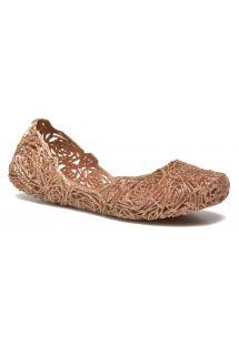 รองเท้าแตะ - MELISSA CAMPANA FITAS II AD PINK