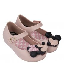 Flip-Flops - Baby Melissa Ultra Plus Disney Light Pink