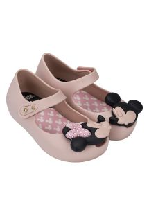 Klapki - Baby Melissa Ultra Plus Disney Light Pink