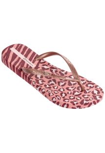ANIMAL PRINT II - LIGHT PINK/PINK