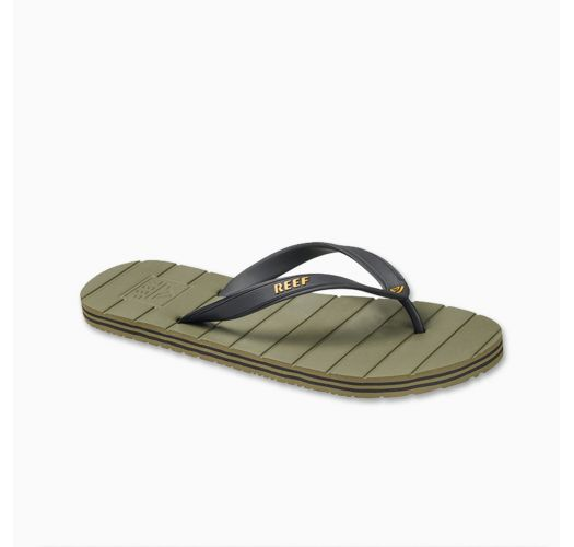 REEF SWITCHFOOT OLIVE/GOLD