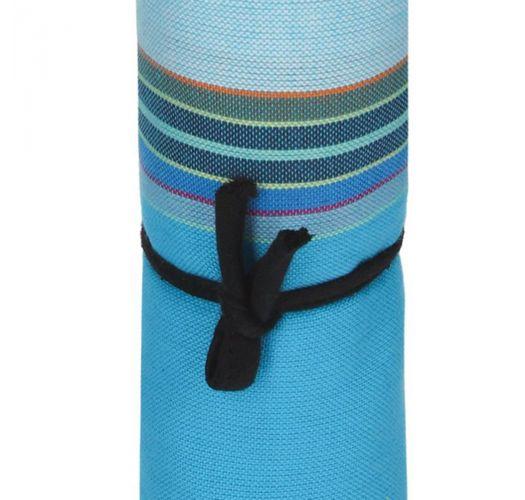 Paréo bleu 100% coton peigné, 165x95cm - KIKOY PAREO CAP FERRET