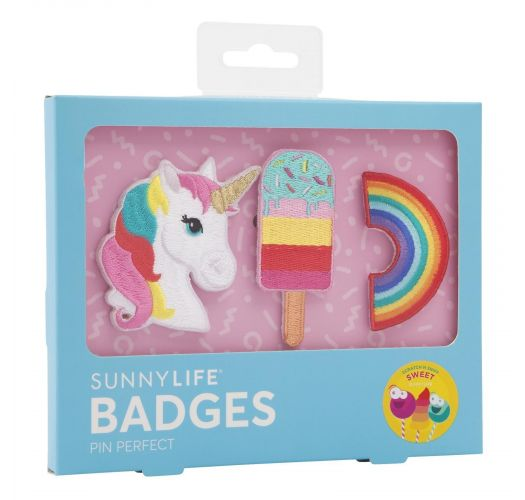 BADGES SWEET TOOTH