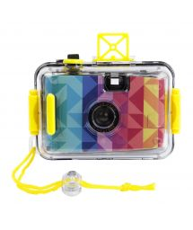 Multicolored waterproof camera - CAMERA MONTEBELLO