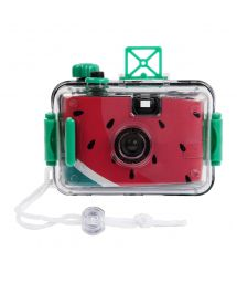Underwater camera - watermelon - CAMERA WATERMELON