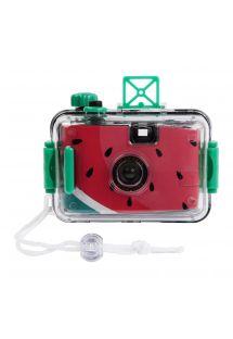 Vandtæt kamera med vandmelonmotiv - CAMERA WATERMELON