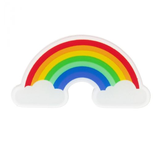 Set of 3 pin-on's: unicorn / ice cream / rainbow - PIN-ONS SWEET TOOTH