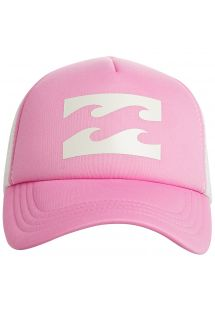 BILLABONG TRUCKER PRETTY PINK